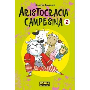 Aristocracia Campesina nº 02