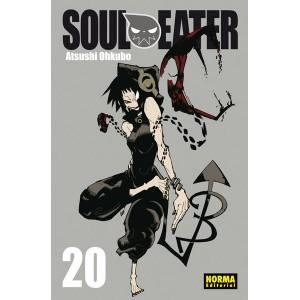 Soul Eater nº 20