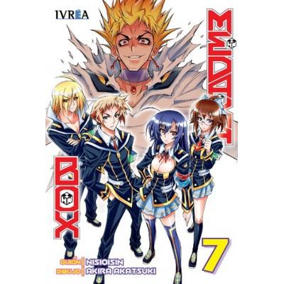 Medaka Box nº 06