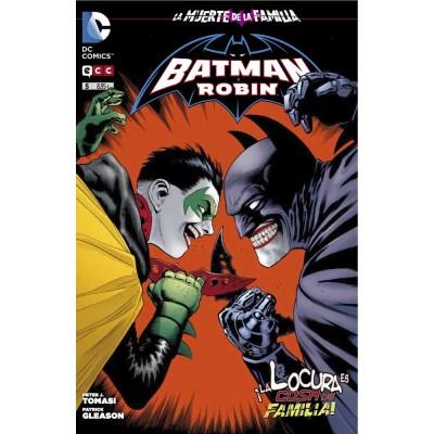 Batman y Robin nº 04