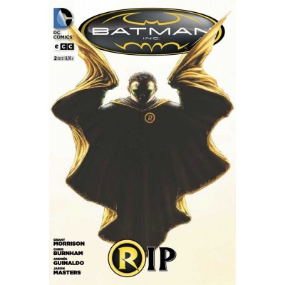 Batman Inc nº 01