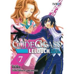 Code Geass: Lelouch, el de la Rebelión nº 07
