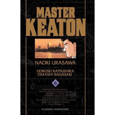 Master Keaton nº 05