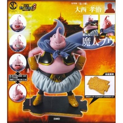 Dragon Ball Scultures Vol. 3 : Majin Buu