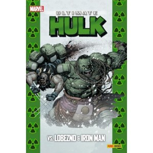 Coleccionable Ultimate 39 Hulk Vs. Lobezno & Iron Man