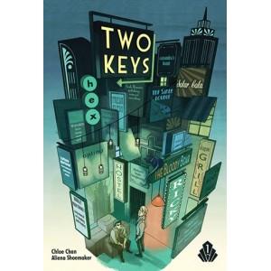 Two Keys nº 01