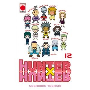 Hunter x Hunter nº 11