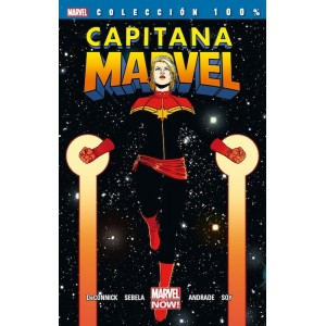 Marvel Coleccion 100% - Capitana Marvel nº 02: En Caída
