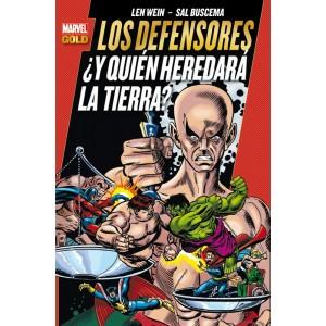 Marvel Gold - Los Defensores: Y Quién Heredará la Tierra