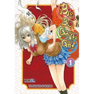 Bimbogami Ga! nº 01