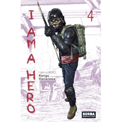 I am a Hero nº 03