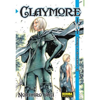 Claymore nº 17