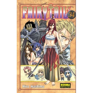 Fairy Tail nº 34