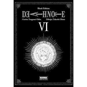 Death Note Black Edition nº 06