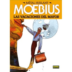 Métal Hurlant nº 05 - Las vacaciones del Mayor