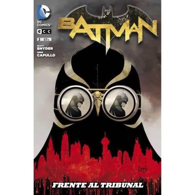 Batman (Cuatrimestral) nº 01:El Tribunal de los Buhos