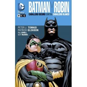 Batman: La Maldicion Que Callo Sobre Gotham
