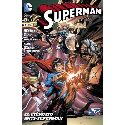 Superman (Cuatrimestral) nº 01