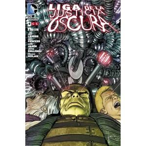 Liga de la Justicia Oscura nº 03