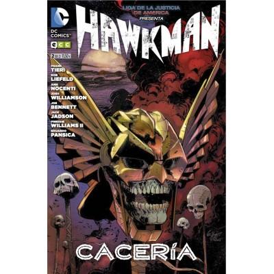 Hawkman: Caceria nº 01