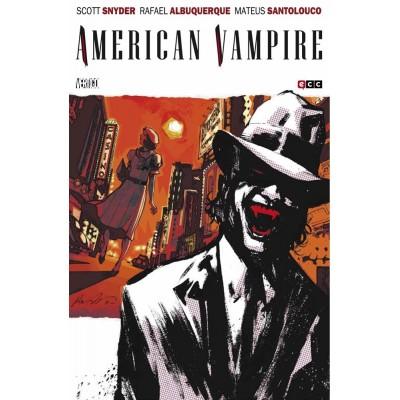 American Vampire - El Señor de las Pesadillas (Rústica)