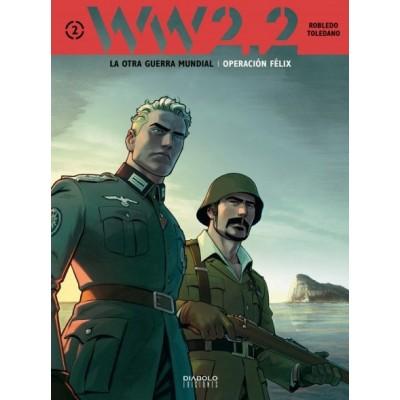 WW 2.2. La Otra Guerra Mundial nº 01: La batalla de París