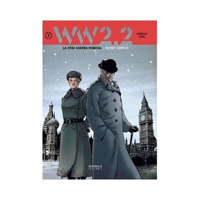 WW 2.2. La Otra Guerra Mundial nº 03: Secret Service