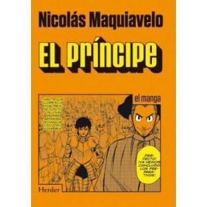 El Príncipe (El Manga)