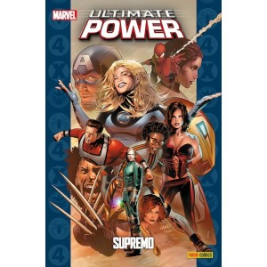 Coleccionable Ultimate 41 Ultimate Power: Supremo