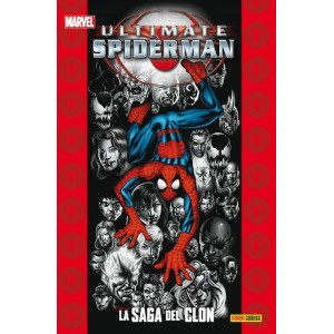 Coleccionable Ultimate 42 Spiderman 19: La saga del clon