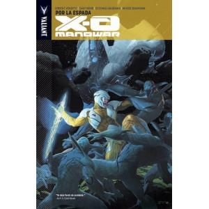 X-O Manowar 1 Por la Espada