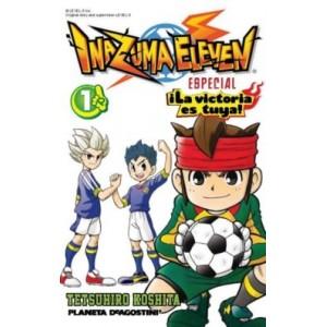 Inazuma Eleven - Especial: La Victoria es Tuya nº 01