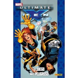 Coleccionable Ultimate 43 X-Men 9: El juego más peligroso