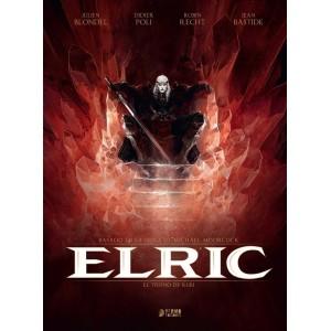 Elric: El Trono de Rubí