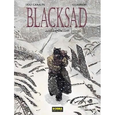 Blacksad nº 01: Un Lugar Entre las Sombras