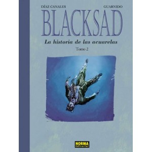 Blacksad la Historia de las Acuarelas Vol.01