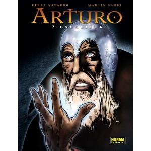 Arturo nº 01: El Único y Futuro Rey