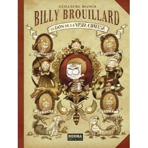 Billy Brouillard nº 01: El Don de la Vista Confusa