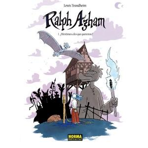 Ralph Azham nº 01: ¿Mentimos a los que Queremos?