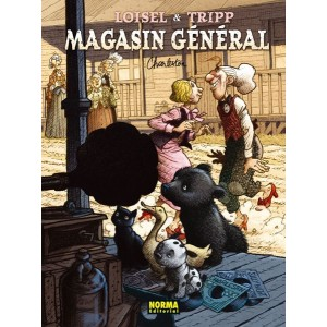 Magasin Général nº 07: Charlestón