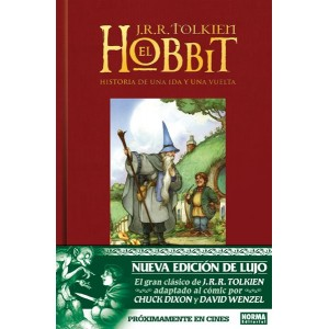 El Hobbit: Historia de una Ida y una Vuelta (Cómic)