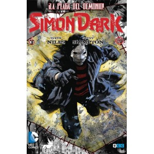 Simon Dark nº 01: El Fantasma de Gotham City