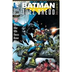 Batman / Juez Dredd nº 01