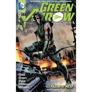 Green Arrow nº 02: La máquina de matar