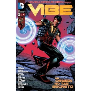Vibe - Un Origen no Tan Secreto