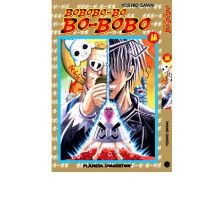 Bobobo Nº 18