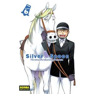 Silver Spoon nº 06