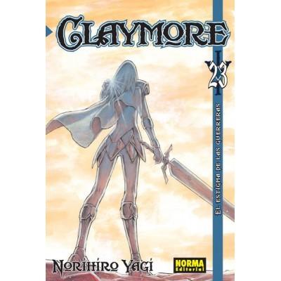 Claymore Nº 22