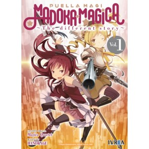 Madoka Magica The Different Story nº 01