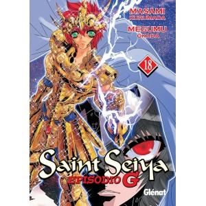 Saint Seiya: Episodio G Nº 18